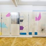 Ausstellung von Armin Chodzinski in der Galerie Dorothea Schlueter, Juni 2015, Photo: FRED DOTT