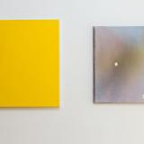 Ausstellung von Alexander Hoepfner in der Galerie Dorothea Schlueter, Feb 2015, Copyright photo: FRED DOTT
